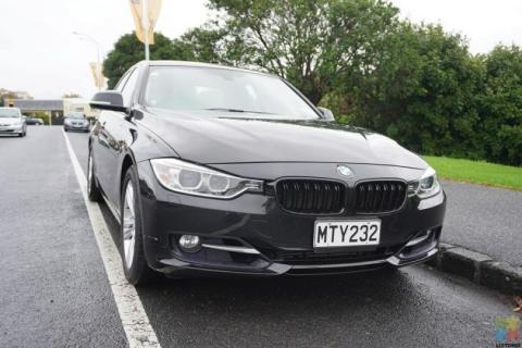 2012 BMW Series 3