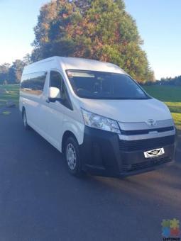 Toyota hiace zx 2019 minibus 12 seater