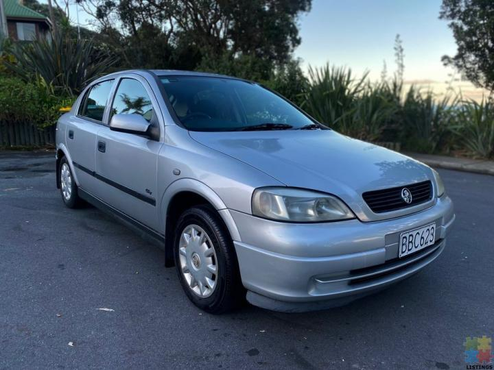 2002 Holden Astra - 1.8l - 1/3