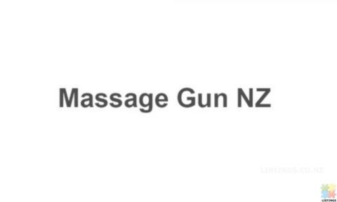 Massage gun nz