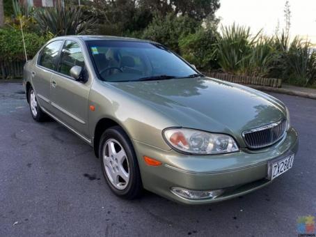 2001 Nissan Maxima - nz new