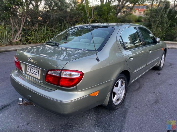 2001 Nissan Maxima - nz new - 3/3
