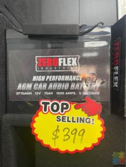 ZEROFLEX BATTERY Hot Price