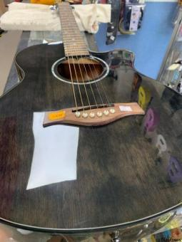 DISPLAY SPECIAL: Tagima Acoustic Guitar with cutaway