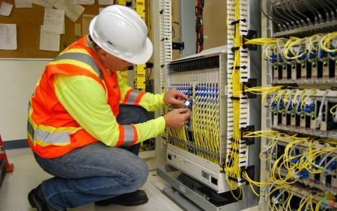 Fibre-Optic Technician