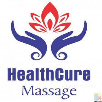 HealthCure Massage Botany