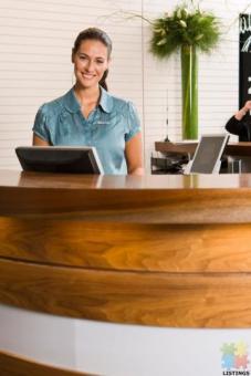 Front Desk Sales Superstar!!