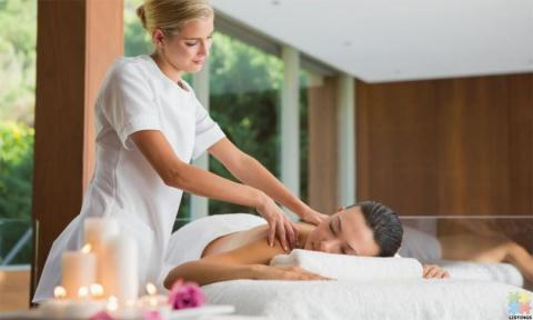 Massage or Beauty Therapist