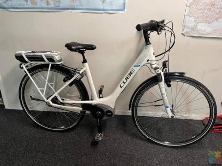 Electric Bike Cube Ebike High Quality Mid Drive Bosch Unisex