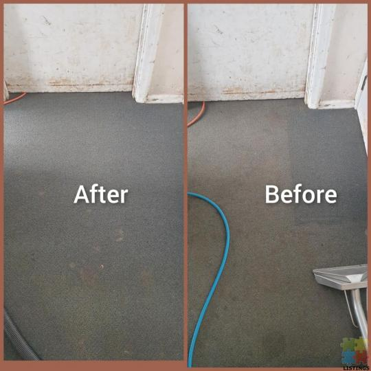 Carpet steam cleaning - 1/1