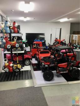Best/Latest Electric Kids Ride-on toys