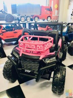 24volts Hi-Top Ride-on Buggy JS360 Ride on UTV - 100KG Weight capacity