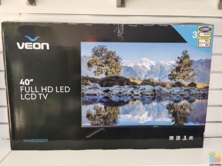 "VEON 40"" TV BRAND NEW IN BOX"