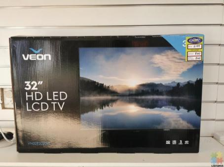 """VEON 32"""" TV - BRAND NEW"""