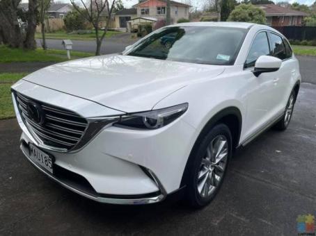 Mazda CX-9 limited 7 seats SUV low km