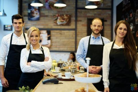 CAFE FOH staff with Barista Experience