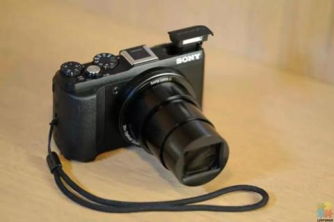 Sony Cyber-shot DSC-HX60V Digital Camera