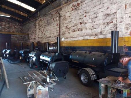 2021 Smoke kit BBQ jabali