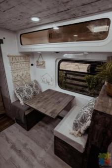 MERCEDES SPRINTER SELF CONTAINED