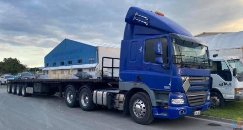 Truck Driver / Pilot