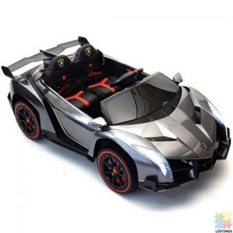 12Volts Licensed Lamborghini Veneno,Ride-on kids car With parental Remote Control