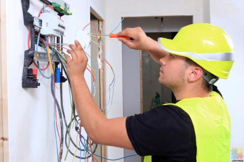 Tradesman Level Fully Qualified Electrician