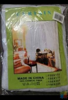 Net Sheer Curtain Brand New