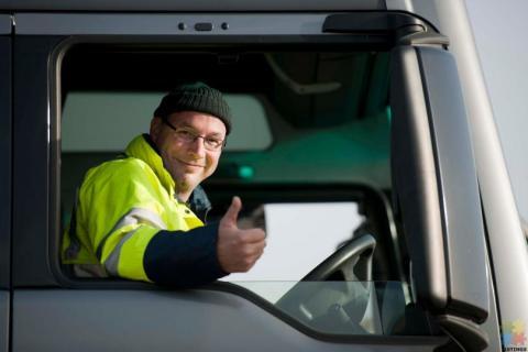Class 5 Truck Driver