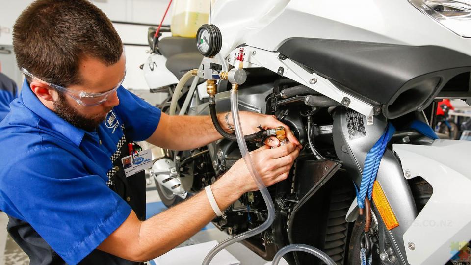Motorcyle Technician/Mechanic - 1/1