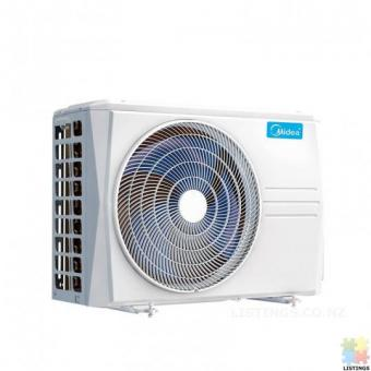Brand New Midea Aurora Heat Pump 7KW cooling / 8KW heating - 5 Yrs Warranty