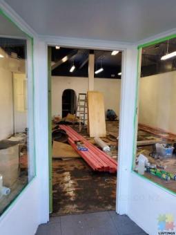 Home renovation or retail shop Renovation