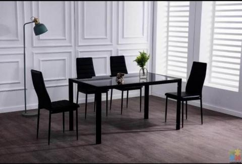 *sue-e furniture* mid-year sale Brand New Dining set (7pics)