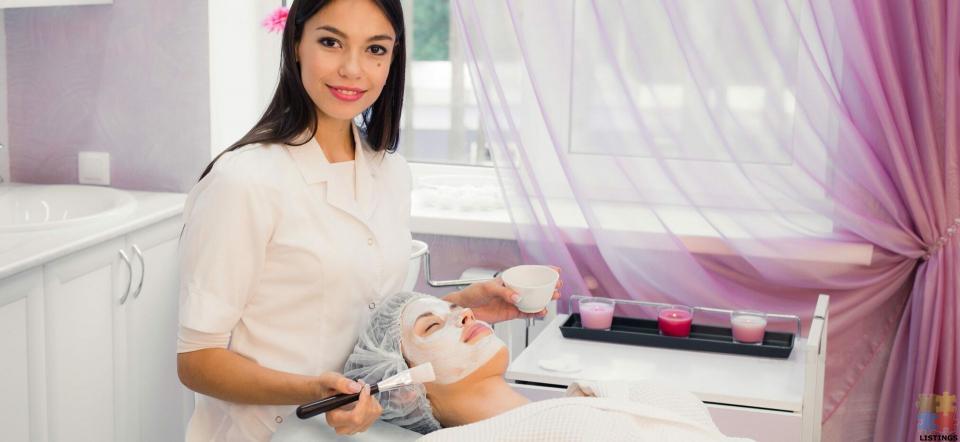 Beauty Therapist - 1/1