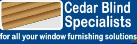 CEDAR BLIND SPECIALIST