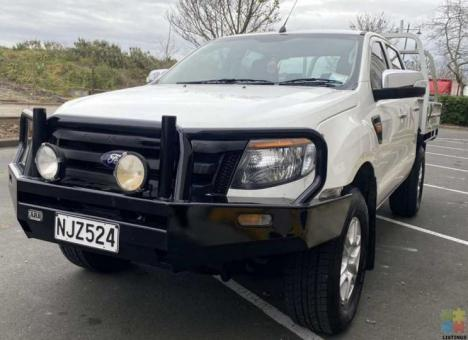 FINANCE AVAILABLE 2014 Ford Ranger Double Cab Auto Diesel