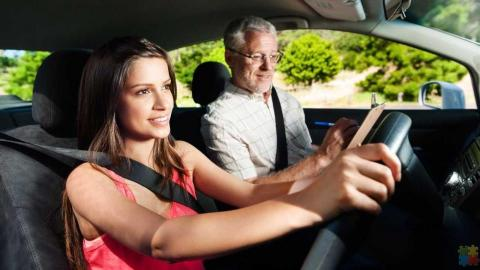 HOILDAY SPECIAL $50 DRIVING LESSON