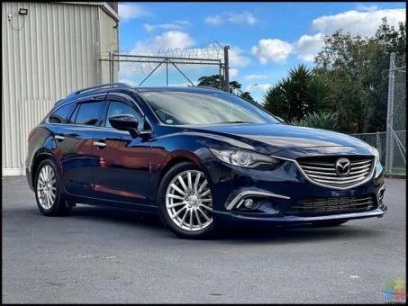 2014 Mazda atenza wagon xd l package **cruise control
