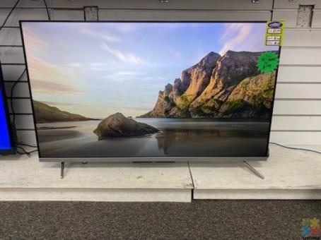"""TCL 50"""" SMART TV WITH REMOTE"""