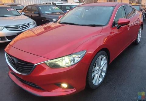 2013 Mazda atenza diesel xd package