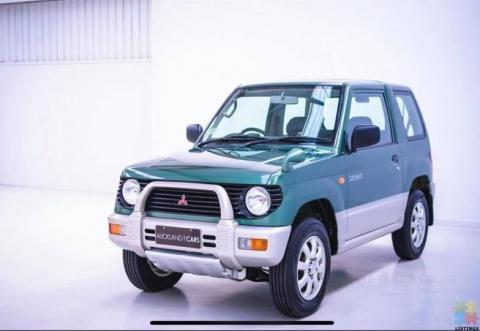 1997 Mitsubishi pajero mini