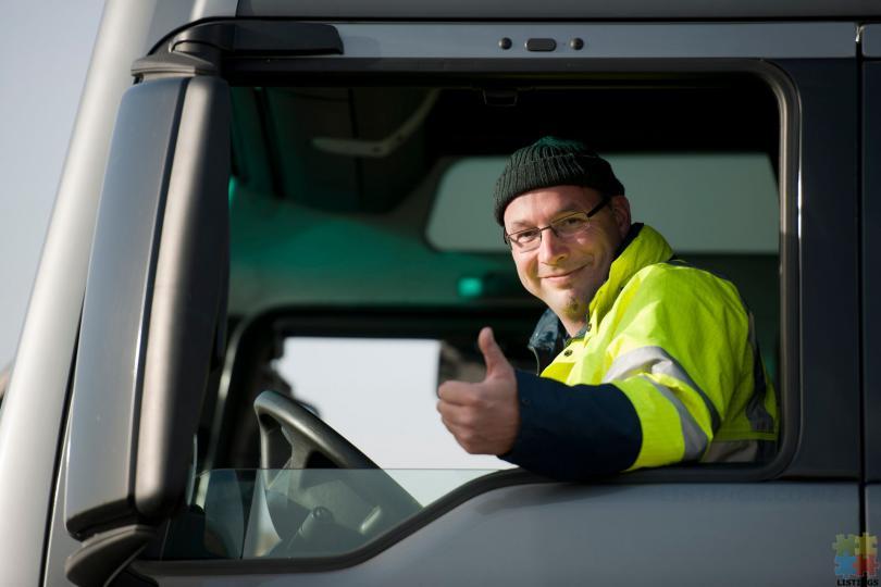 Bulk Truck Driver Position - 1/1
