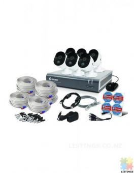 Swann Smart Security System 2K Series 1080P
