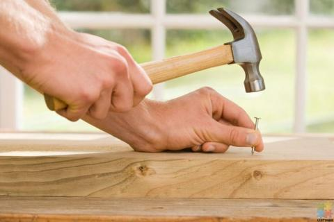 Carpenters and Hammer Hand
