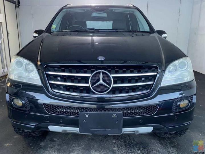 Finance Available - 2007 Mercedes - Benz ML350 4matic Sport - 2/3