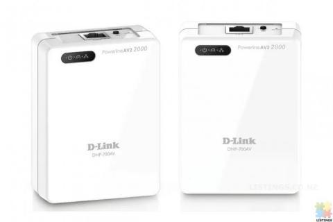 Powerline AV2 2000 Gigabit Network Kit