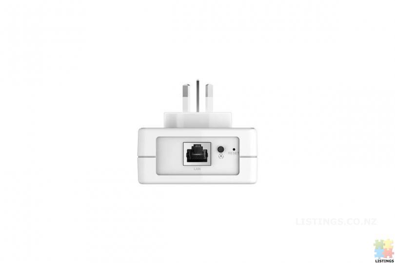 Powerline AV2 2000 Gigabit Network Kit - 2/2