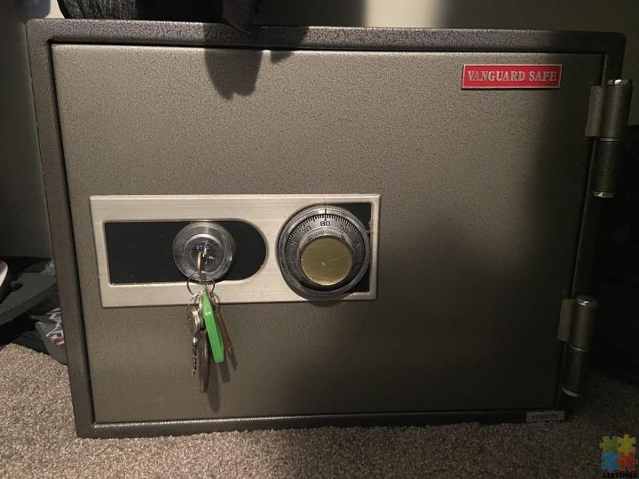 Vanguard Safe - 1/2