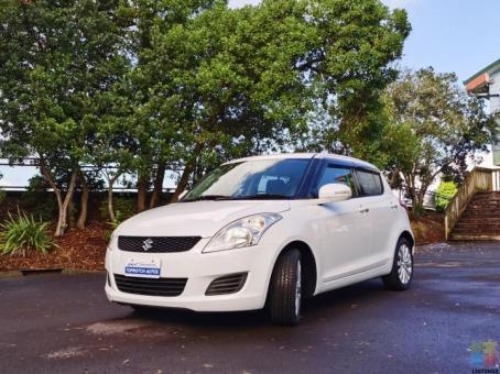2012 Suzuki Swift /from $55pw/