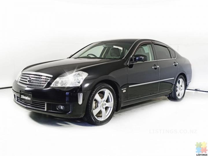 2006 Nissan Fuga - 1/3