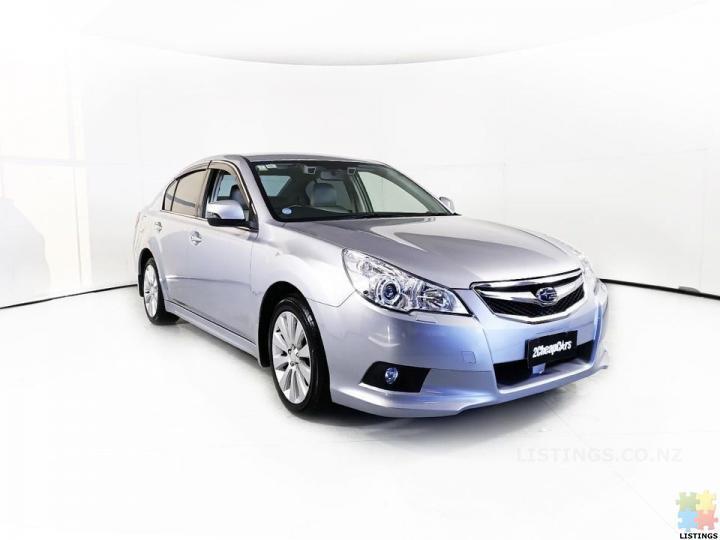 2011 Subaru Legacy - 1/3